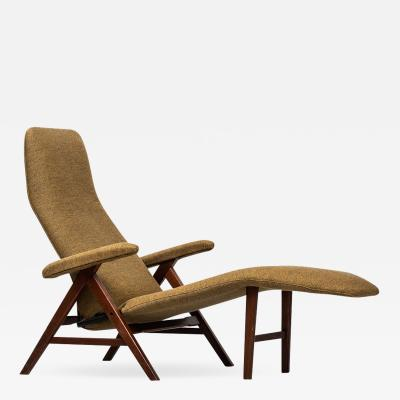 Henry Walter Klein Henry Walter Klein Reclining Chair Produced by Bramin M bler in Denmark
