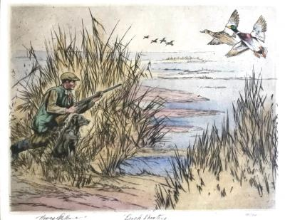 Henry Wilkinson Duck Shooting