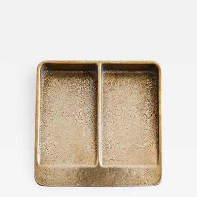 Henry Wilson Bronze Vide Poche by Henry Wilson