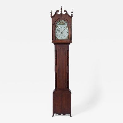 Henry Wismer Tall Case Clock