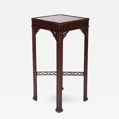 Hepplewhite Style Side Table