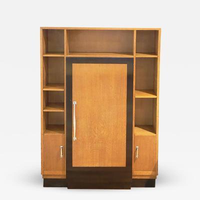 Herbert Davis Richter Art Deco Cabinet Designed by Richter