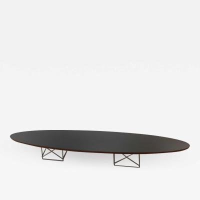 Herman Miller Early Charles and Ray Eames Surfboard Table