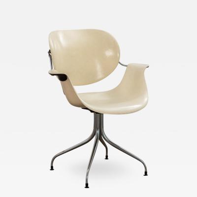 Herman Miller George Nelson for Herman Miller DAA Swag Leg Chair