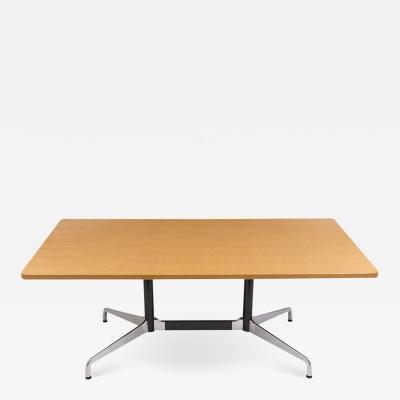 Herman Miller Rectangular Dining Table