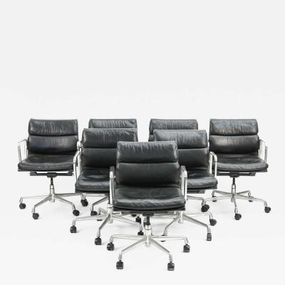 Herman Miller Seven Herman Miller Soft Pad Office Chairs