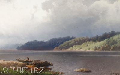 Hermann Herzog Canadian Lake