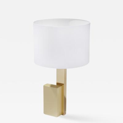 Herv Langlais ABSTRACTION RECTANGULAR LAMP