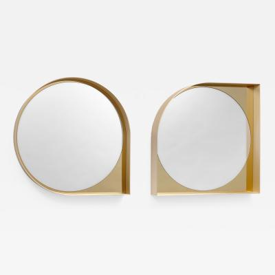 Herv Langlais Almost Square Almost Round mirrors