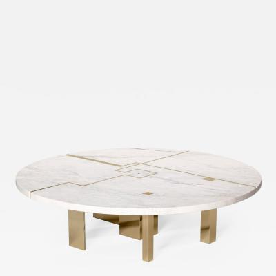 Herv Langlais Architecture coffee table