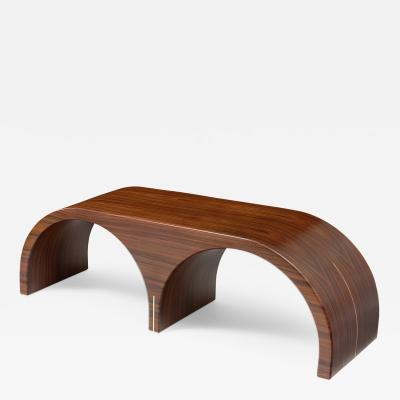 Herv Langlais Archs bench