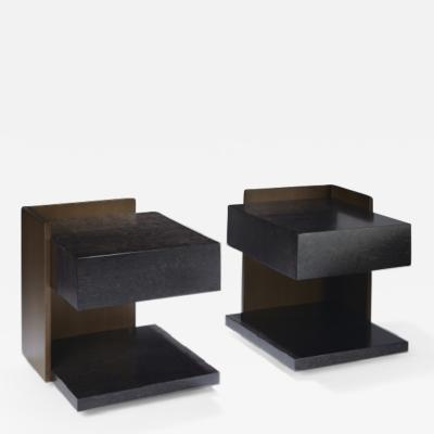 Herv Langlais Bedside Bronze