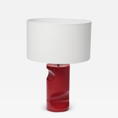 Herv Langlais Fetish Lamp in Lacquer