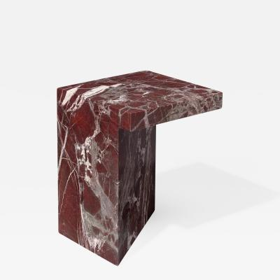 Herv Langlais Imbalance side table