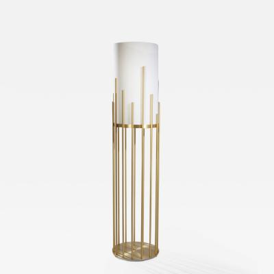 Herv Langlais ORGUE FLOOR LAMP