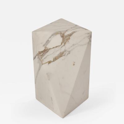 Herv Langlais Rhythm Marble Pedestal