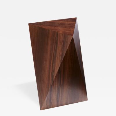 Herv Langlais Rhythm Walnut Pedestal