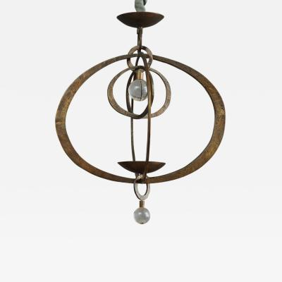 Herv van der Straeten Astrolab Chandelier