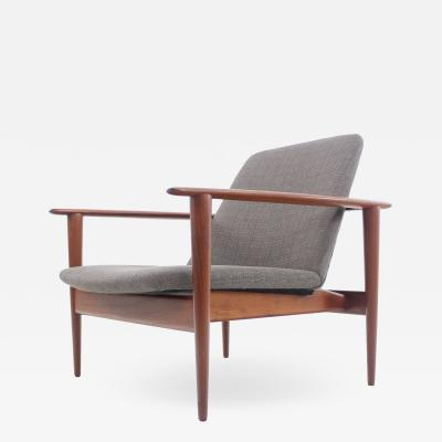 High Style Scandinavian Modern Armchair