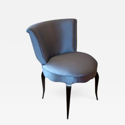High backed upholstered seat
