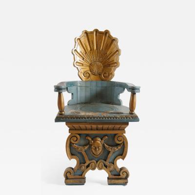 Holland House London Sgabello Armchair