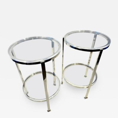 Hollis Jones Pair Custom Tables