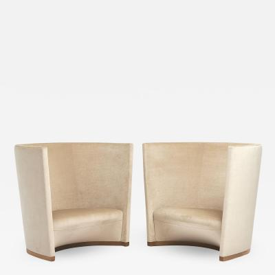 Holly Hunt Triumph Chairs by Christopher Pillet for Holly Hunt