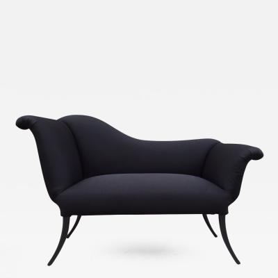 Hollywood Regency Chaise Lounge or Recamier