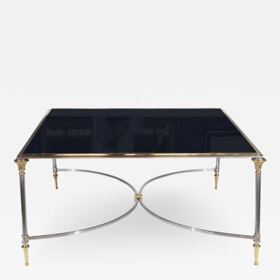 Hollywood Regency Coffee Table in the Manner of Maison Jansen