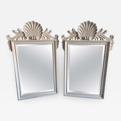 Hollywood Regency Labarge Wall or Console Mirrors Italian