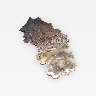 Hongjie Yang Bronze Sculpted Mirror by Hongjie Yang 2016