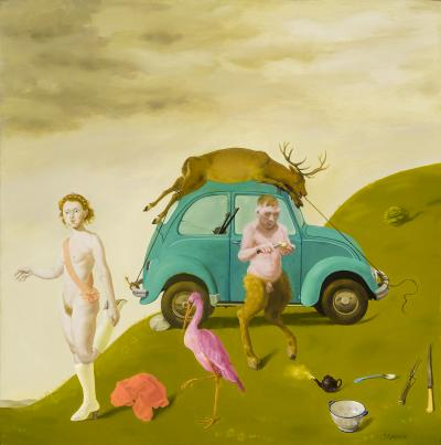 Honore Desmond Mrs Perez Zagorin Sharrer Afternoon of the Satyr