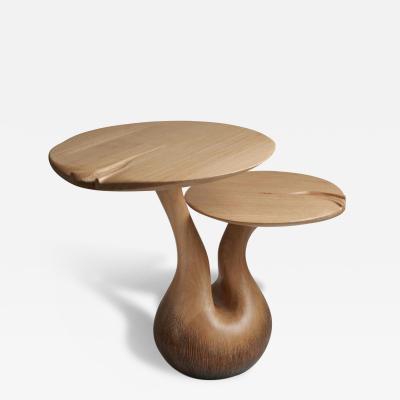 Hoon Moreau ENCHANTEE DOUBLETTE BOIS Side table