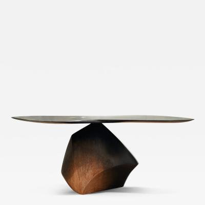 Hoon Moreau ROCHE EN EQUILIBRE Coffee Table
