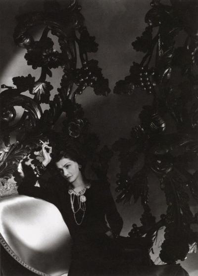 Horst P Horst Coco Chanel 1937