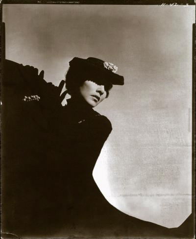 Horst P Horst Eve March for Vogue 1937
