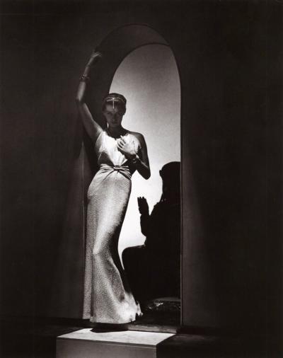 Horst P Horst Lucien Lelong Bijoux Boucheron 1937