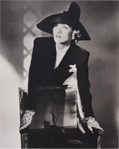 Horst P Horst Marlene Dietrich