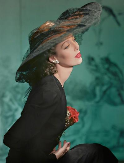 Horst p Horst Loretta Young New York 1941