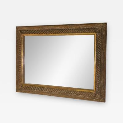 House Of Heydenryk CARVED WOODEN FRAME MIRROR BY HOUSE OF HEYDENRYK