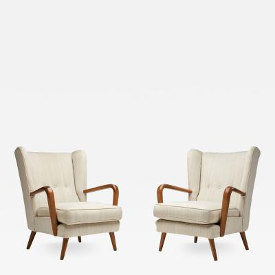 Howard Keith Howard Keith Bambino Chairs for HK Furniture England 1950s
