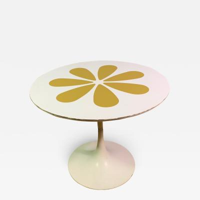 Howard McNab Don Savage Tulip Side Table 1961 USA