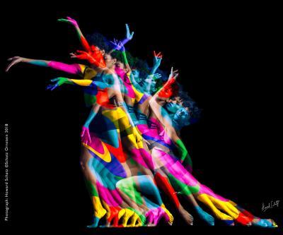 Howard Schatz Dance Study 1326 Jacqueline Green Alvin Ailey Dance Company