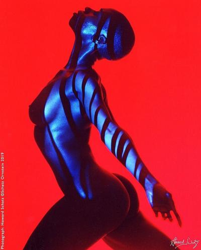 Howard Schatz Dance Study Alvin Ailey American Dance Theatre