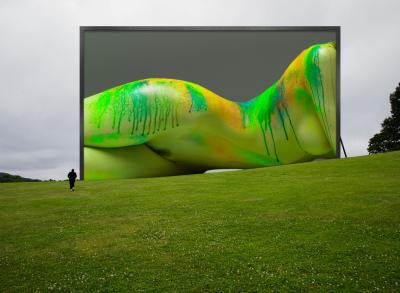 Howard Schatz Installation Study 147 Storm King Arts Center Melissa Re