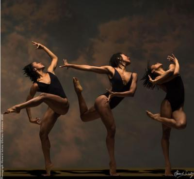 Howard Schatz Jacqueline Harris Alvin Ailey American Dance Theater