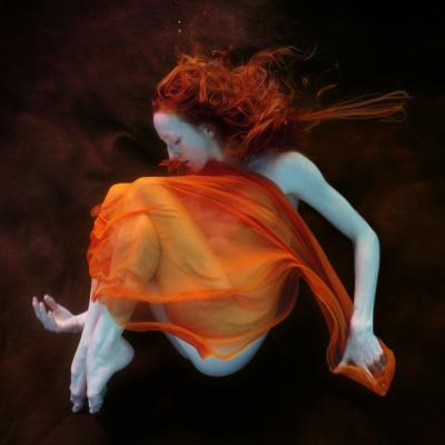 Howard Schatz Underwater Study 1
