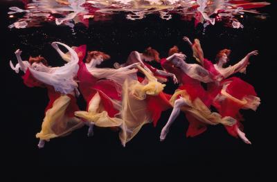 Howard Schatz Underwater Study 3286 Katitia Waldo