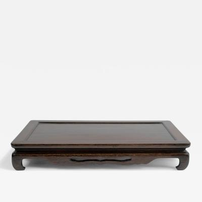 Huanghuali Table Stand