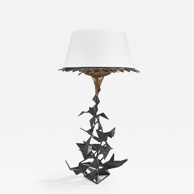 Hubert Le Gall GRAND TOURNESOL LAMP